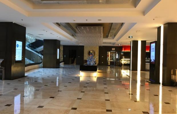 фотографии отеля Courtyard by Marriott Beijing Northeast изображение №15