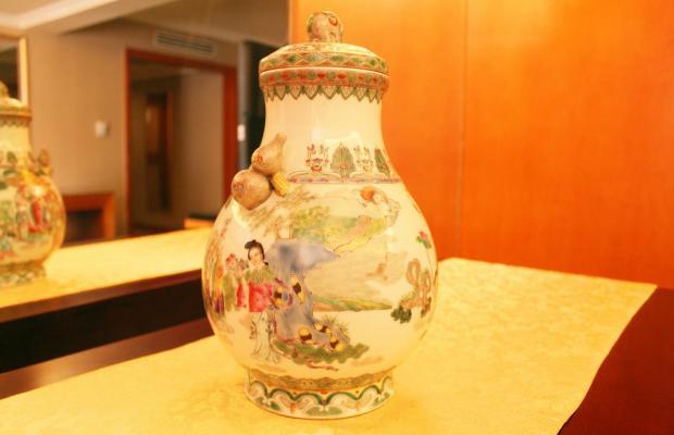 фотографии отеля Boyue Beijing Hotel (ex.Renaissance Beijing Chaoyang Hotel) изображение №43