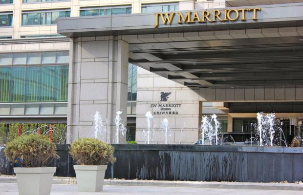 фото отеля JW Marriott Beijing изображение №1