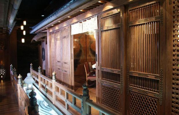 фотографии отеля Hotel Kunlun изображение №19