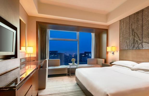 фотографии Doubletree By Hilton Beijing изображение №12