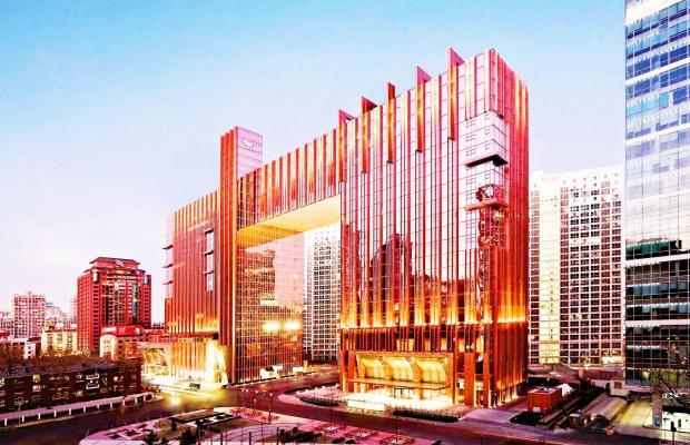 фото отеля Fairmont Beijing изображение №1