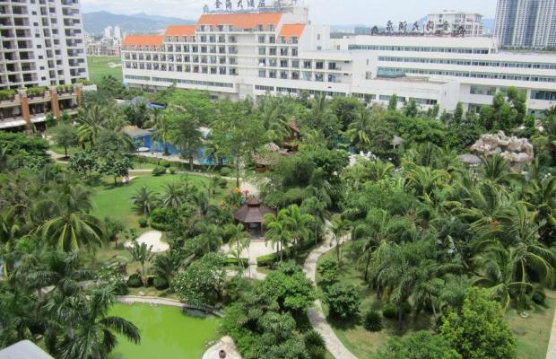 фотографии отеля Azure Resort Hotel Spa (ex.Yuhai International Resort) изображение №15