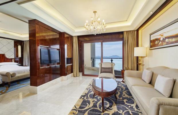 фотографии отеля Sheraton Sanya Bay Resort (ex. Tangla Hotel Sanya) изображение №3