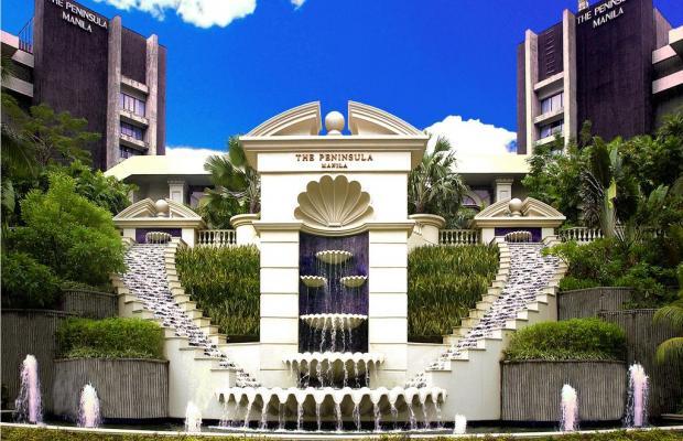 фото отеля The Peninsula Manila изображение №33