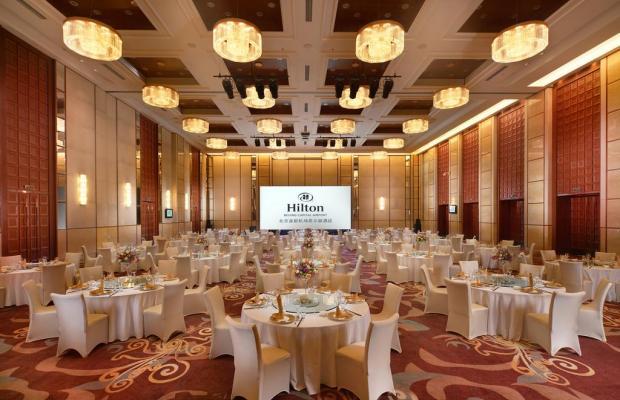 фотографии отеля Hilton Beijing Capital Airport изображение №27