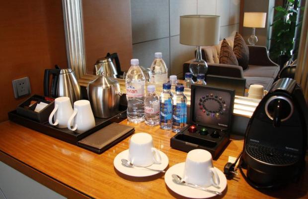 фотографии отеля Wanda Realm Beijing (ex. Pullman Beijing West Wanda) изображение №11