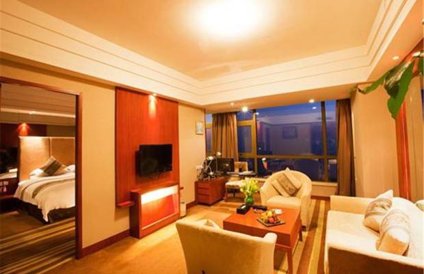 фотографии отеля Bayshore Hotel Dalian изображение №19