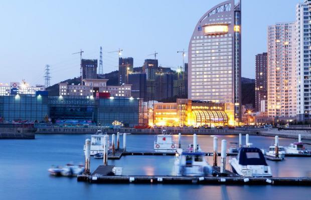 фото Bayshore Hotel Dalian изображение №10