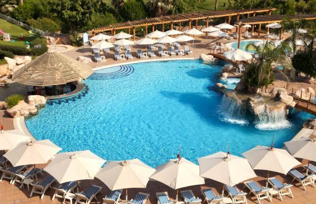 фотографии отеля Hilton Pyramids Golf Resort изображение №35
