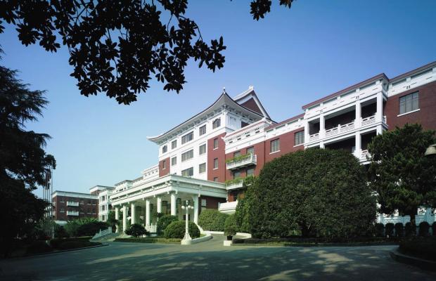фото отеля Shangri-La Hotel Hangzhou изображение №1