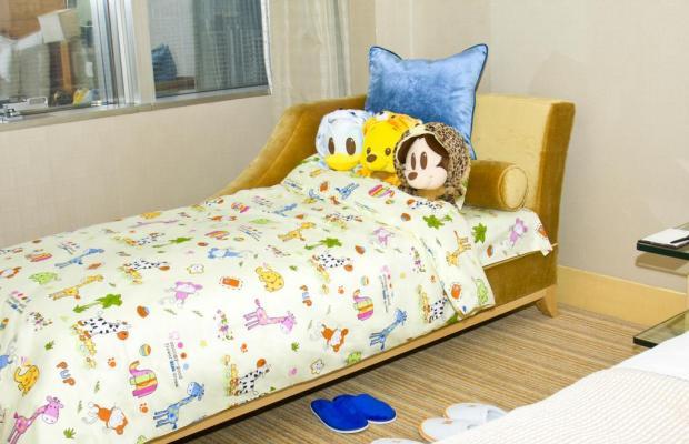 фото отеля Jin Jiang Tower изображение №13
