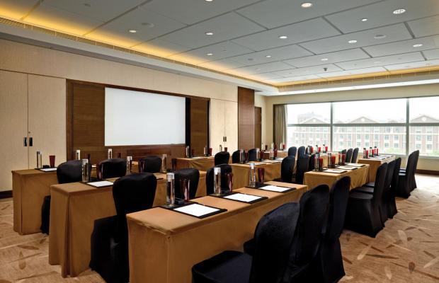 фотографии отеля Kerry Hotel Pudong изображение №19