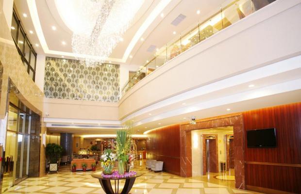 фото отеля Ramada Wujiaochang Shanghai изображение №21