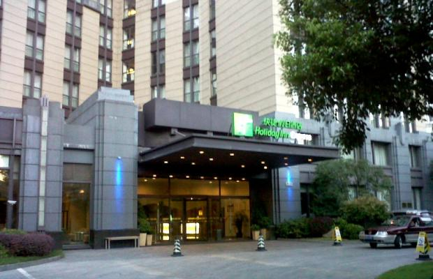 фото отеля Holiday Inn Express Shanghai Putuo изображение №1