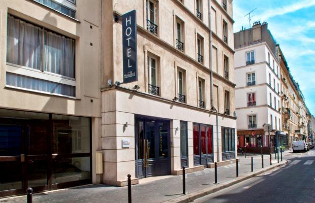 фото отеля Hotel des Metallos (ex. L'Hotel de Mericourt) изображение №1