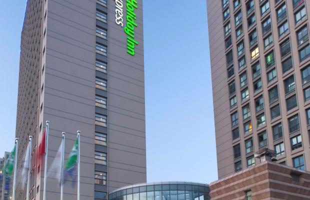 фото отеля Holiday Inn Express Shanghai Wujiaochang изображение №1