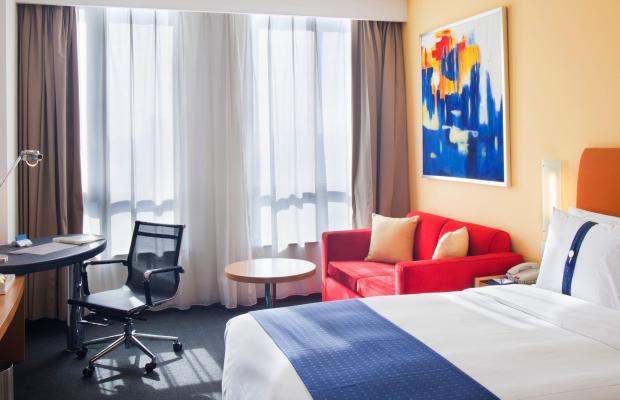 фото Holiday Inn Express Shanghai Wujiaochang изображение №2
