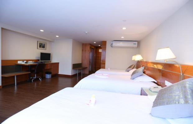 фотографии отеля Yihe Hotel Ouzhuang изображение №31
