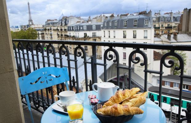 фото отеля Hotel Sublim Eiffel изображение №25