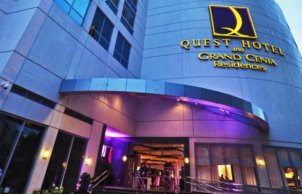 фотографии отеля Quest Hotel & Conference Center изображение №11