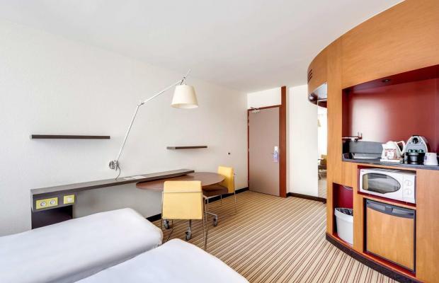 фото Novotel Suites Paris Nord 18eme изображение №6