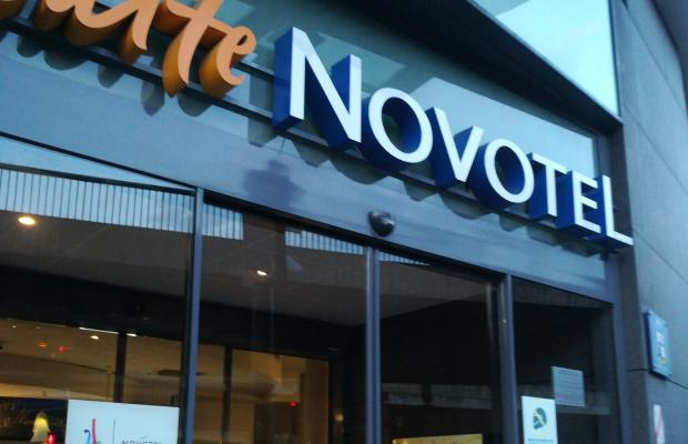фото отеля Novotel Suites Paris Nord 18eme изображение №1