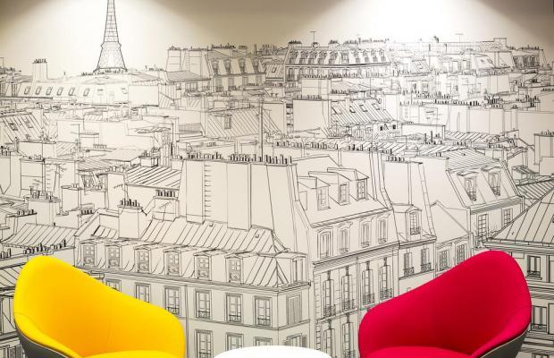 фотографии Hotel Paris Vaugirard (ex. Terminus Vaugirard) изображение №16
