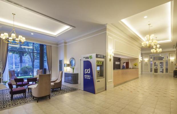 фотографии отеля Green Court Serviced Apartment (ех. Citadines Jinqiao Shanghai) изображение №23