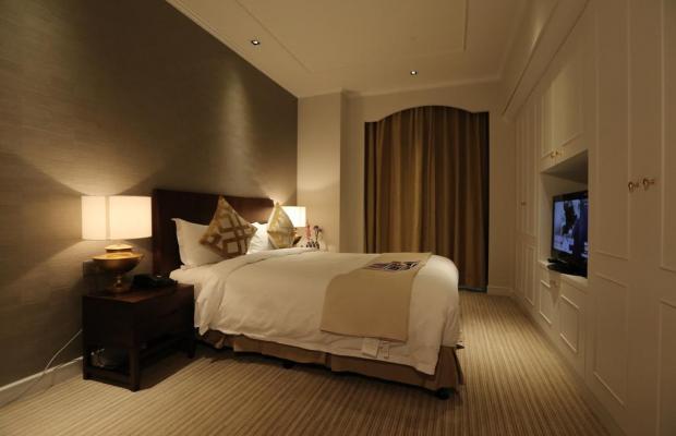 фотографии отеля Green Court Serviced Apartment (ех. Citadines Jinqiao Shanghai) изображение №7