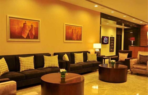 фото отеля Oakwood Residence Shanghai изображение №29