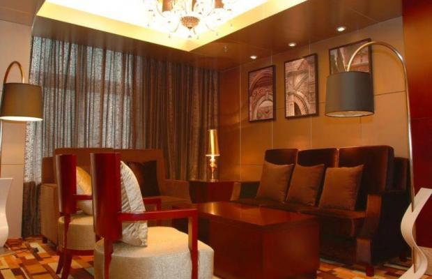 фото отеля Oriental Bund Hotel Shanghai изображение №13