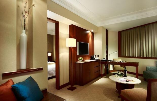 фотографии Shanghai San Want Hotel изображение №12