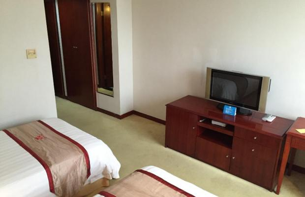 фото отеля Shanghai Airlines Travel Hotel Pudong Airport изображение №21