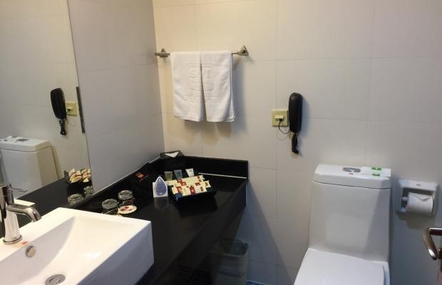 фотографии отеля Shanghai Airlines Travel Hotel Pudong Airport изображение №3