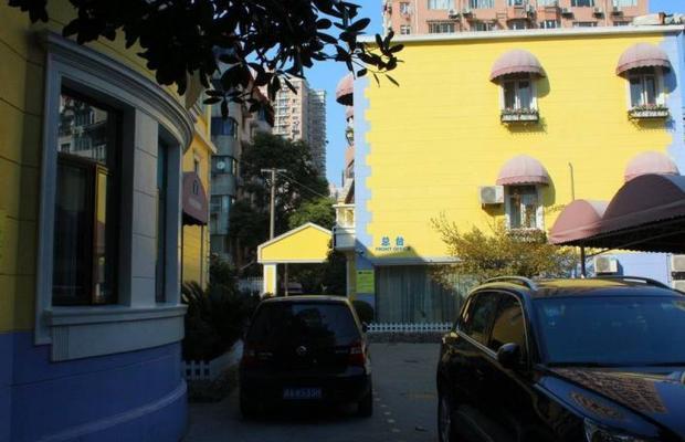 фотографии отеля Home Inn Shanghai Jing'an Shanxi Road изображение №39