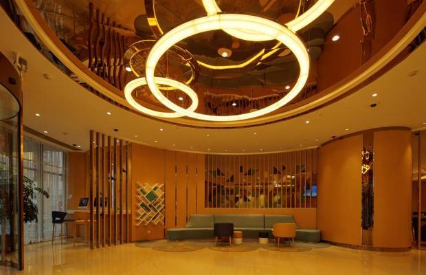 фотографии отеля Holiday Inn Express Shanghai Zhenping (ex. Shanghai Eastern Airline) изображение №23
