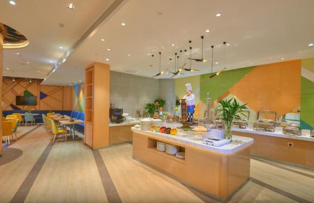 фотографии отеля Holiday Inn Express Shanghai Zhenping (ex. Shanghai Eastern Airline) изображение №15