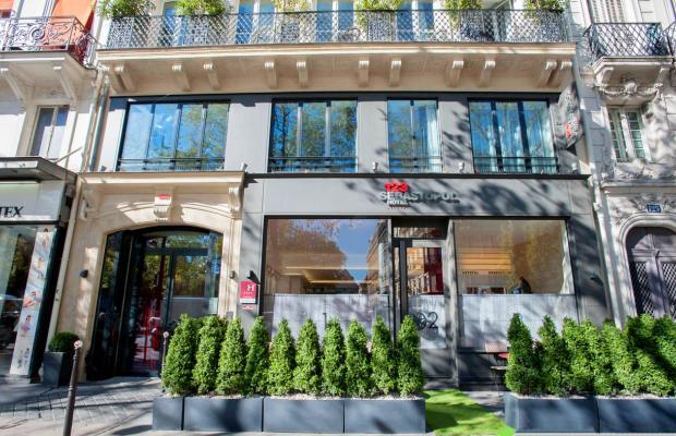 фото отеля Le 123 Sebastopol - Astotel изображение №1