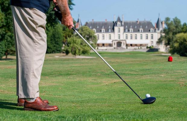 фотографии отеля Chateau d'Augerville изображение №67