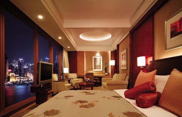 фотографии отеля Shangri-La Pudong  изображение №23