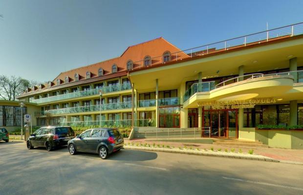 фото отеля Wellness Hotel Gyula (ex. Agro Gyula) изображение №1