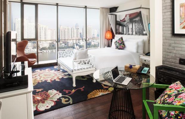 фотографии отеля Indigo Shanghai On The Bund изображение №11