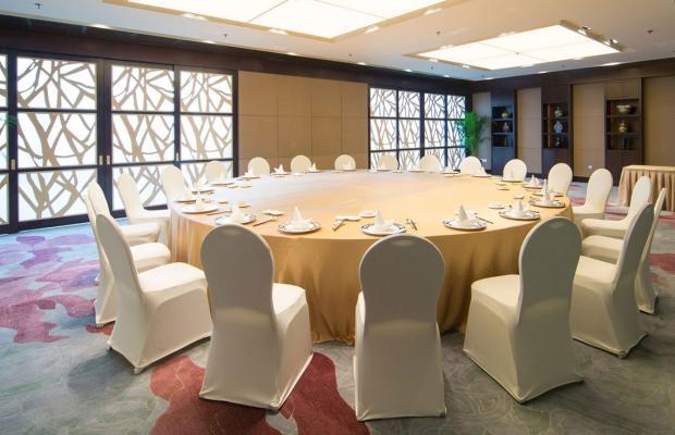 фото отеля Equatorial Shanghai изображение №25