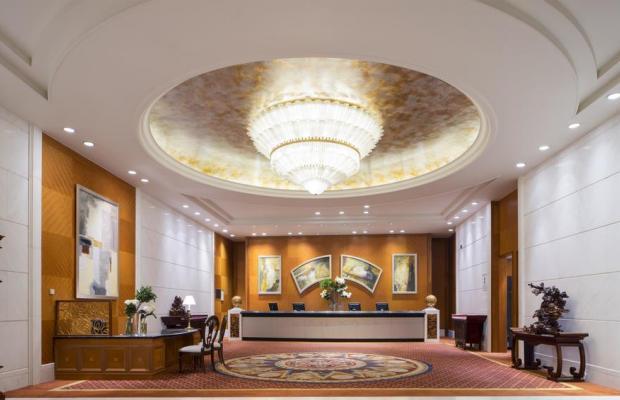 фотографии отеля Hongqiao Jin Jiang Hotel (ex. Sheraton Grand Tai Ping Yang) изображение №11