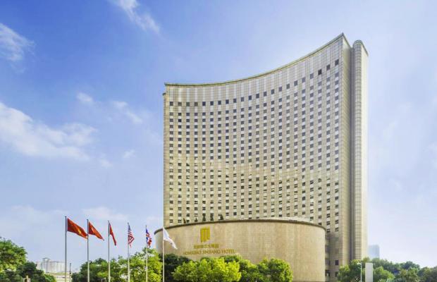 фото отеля Hongqiao Jin Jiang Hotel (ex. Sheraton Grand Tai Ping Yang) изображение №1