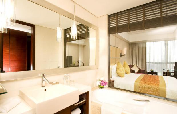 фотографии отеля Radisson Blu Shanghai Hong Quan изображение №27
