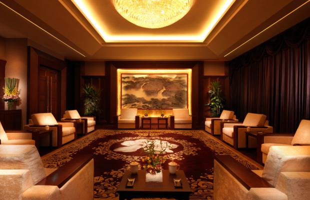 фото отеля Radisson Blu Shanghai Hong Quan изображение №13