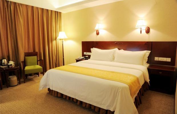 фотографии отеля Vienna International Hotel Shanghai Hengshan Road (ex. Jian Gong Jin Jiang) изображение №31