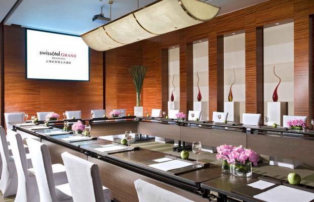 фото отеля Swissotel Grand Shanghai изображение №9